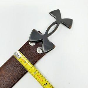 Under Armour Accessories - Under Armour Men's Belt Logo Buckle Golf Belt sz S
